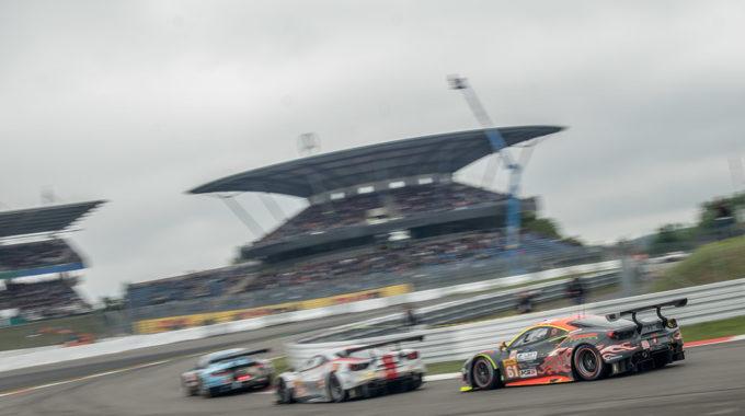 6h-Rennen Nürburgring 2017. Foto: spothits/Michael Kogel