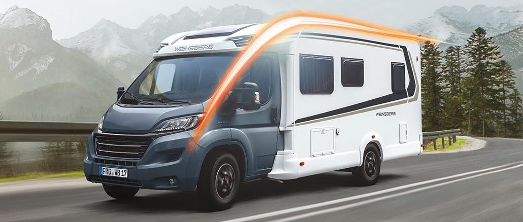 Subaru Neuheiten 2018 >> Weinsberg Reisemobile 2018: Carasuite, Caracompact | spothits