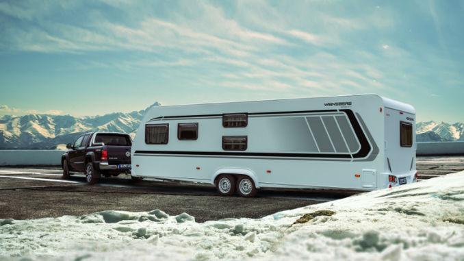Weinsberg CaraOne 740 Edition Ice: Winterfester Ganzjahres-Wohnwagen. Foto: spothits/Weinsberg