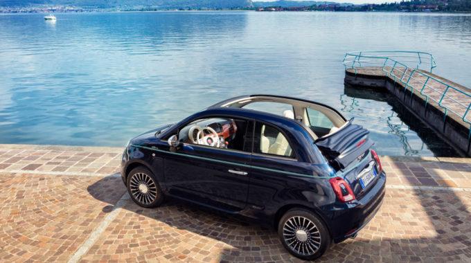 Fiat 500 Riva. Foto: spothits/Fiat