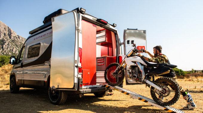 Caravan Salon Düsseldorf: Fiat Professional präsentiert Showcars. Foto: spothits/Fiat