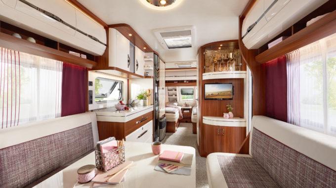 Hobby Excellent: Drei Caravan-Jubiläumsmodelle. Foto spothits/Hobby