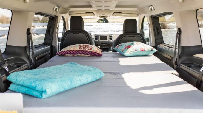 Toyota Proace Verso: Mit Ququo Box zum Camper. Foto: spothits/Toyota
