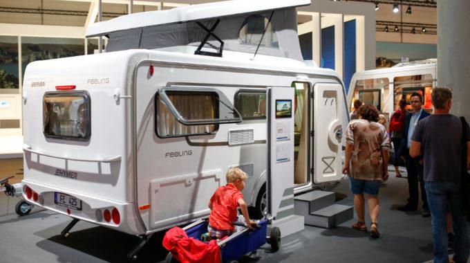 Caravan Salon in Düsseldorg erfolgreich gestartet. Foto: spothits/Messe Düsseldorf/Constanze Tillmann