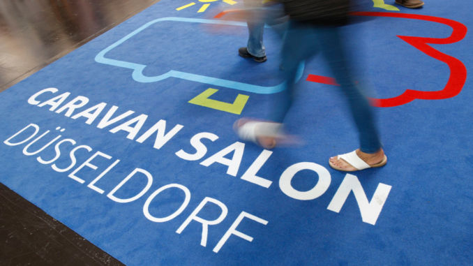 Caravan Salon 2017: Komfort, Konnektivität, Kompaktheit – die Trends in der Caravaningbranche. Foto: spothits/Caravan Salon Düsseldorf