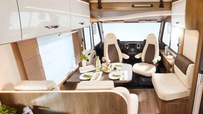 Caravan Salon Düsseldorf: Bürstner Lyseo Time I - Einstiegsmodell überarbeitet. Foto: spothits/Bürstner