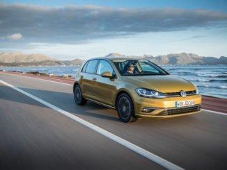 VW Golf mit neuem 1.5-Liter TSI Benziner mit 130 PS. Foto: spothits/VW