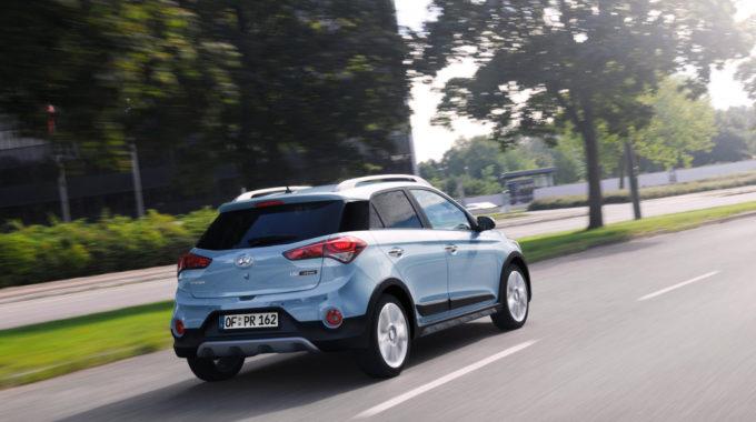 Hyundai i20. Foto: spothits/Hyundai