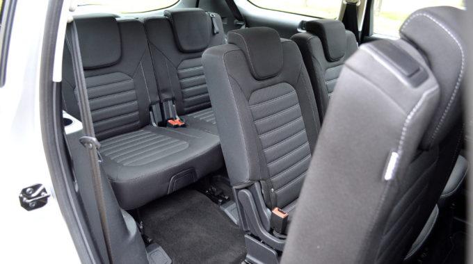 Test Ford Galaxy Titanium 2.0 TDCi. Foto: spothits