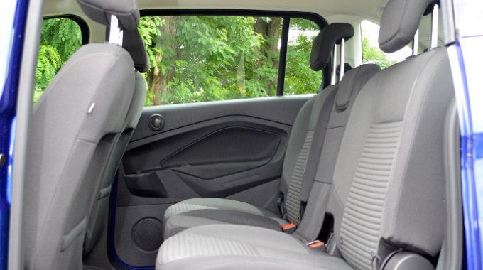 Test Ford Grand C-Max Titanium 2.0 TDCi. Foto: spothits