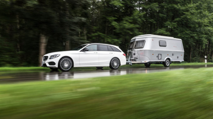 Caravan Salon Düsseldorf: Hymer Eriba Troll mit neuem Grundriss. Foto: spothits/Hymer