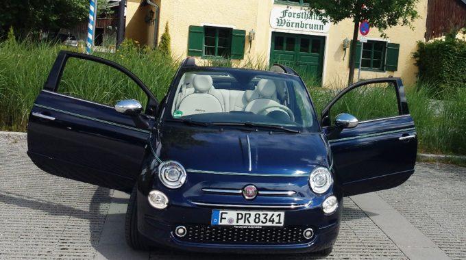 Fiat 500 Riva. Foto: spothits/Heiner Klempp