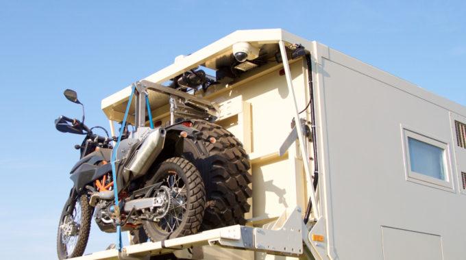 UNICAT MD77h MAN TGS 6×6: Expeditionsmobil mit 540 PS. Foto: spothits/Unikat
