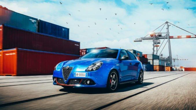 Alfa Romeo Giulietta Sport: Karbon-Optik ab Werk. Foto: spothits/Alfa Romeo