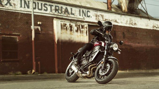 Yamaha XSR700. Foto: spothits/Yamaha
