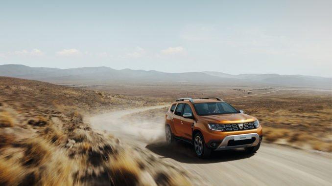 IAA 2017: Neuer Dacia Duster feiert Weltpremiere. Foto: spothits/Dacia