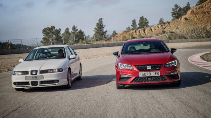 Seat Leon Cupra - die Evolution. Foto: spothits/Seat