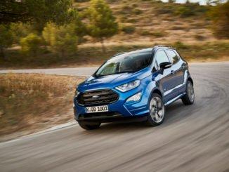 IAA 2017: Ford Mustang, EcoSport und Tourneo Custom feiern Premiere. Foto: spothits/Ford