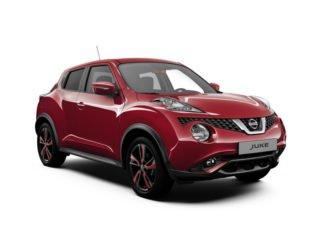 Nissan Juke N-Way und N-Way+: Sondermodelle mit Preisvorteil. Foto: spothits/Nissan