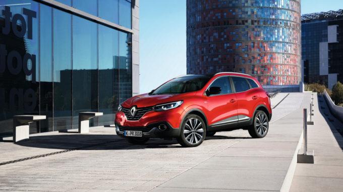 Renault Kadjar. Foto: spothits/Renault
