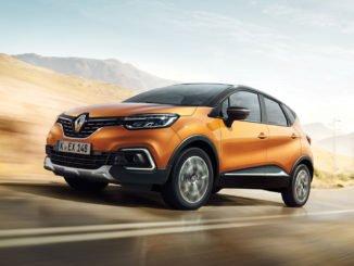 Renault Captur. Foto: spothits/Renault