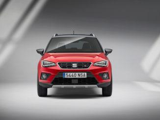 Seat Arona: Neuer 150-PS Benziner und ein Diesel. Foto: spothits/Seat