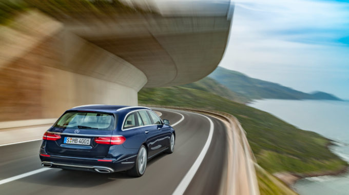 Mercedes-Benz E-Klasse T-Modell. Foto: spothits/Daimler