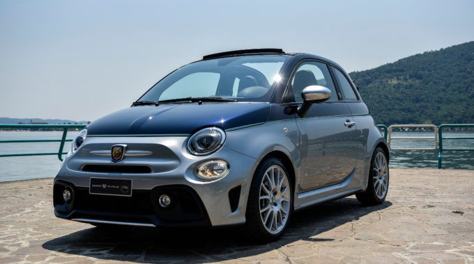Abarth_695 Rivale. Foto: spothits/Fiat