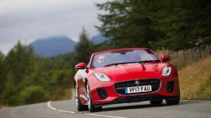 Jaguar F-Type. Foto: spothits/Jaguar