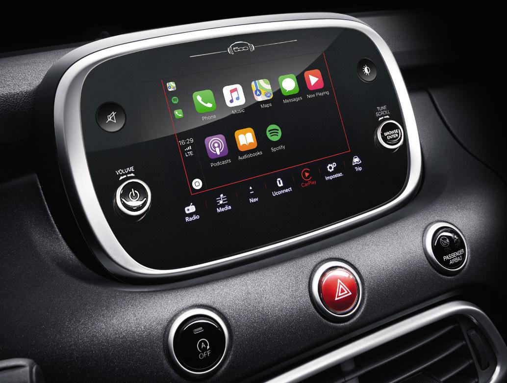 Fiat 500X startet aufgewertet ins neue Modelljahr | spothits