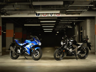 Suzuki GSX-R 125 und GSX-S 125 zum Aktionspreis. Foto: spothits/Suzuki