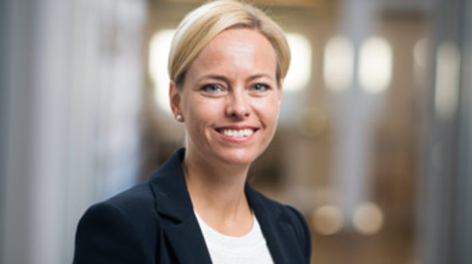 Annika Isaksson, Chief Executive Officer of Amminex Emissions Technology. Foto: spothits/Amminex Emissions Technology