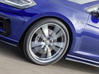 VW Golf R und Golf R Variant: Performance-Paket verfügbar. Foto: spothits/VW