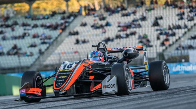 Lando Norris ist neuer FIA Formel-3-Europameister. Foto: spothits/Michael Kogel