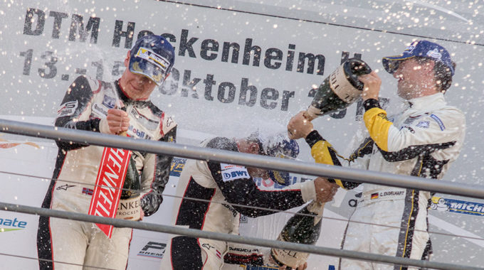 Porsche Carrera Cup Deutschland, 13. Lauf, Hockenheimring. Foto: spothits/Michael Kogel