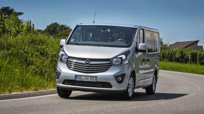 Opel Vivaro Combi+. Foto: spothits/Opel