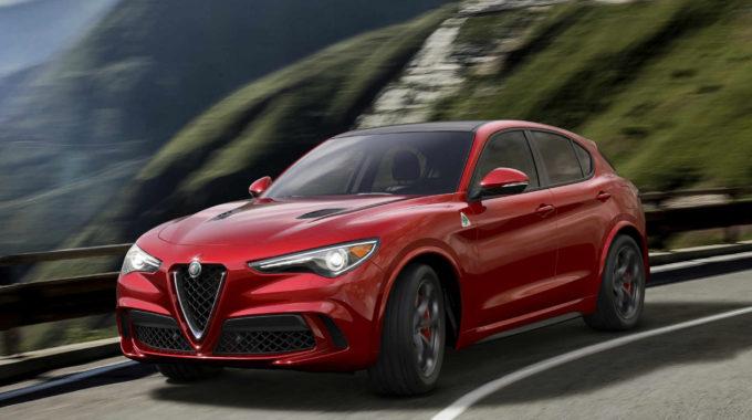 Alfa Romeo Stelvio Quadrifoglio: 510 PS und 283 km/h Spitze. Foto: spothits/Alfa Romeo