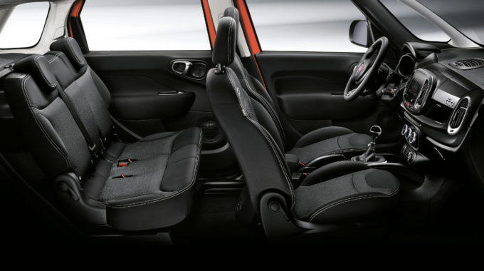 Fiat 500L City Cross kann ab 16.990 Euro bestellt werden. Foto: spothits/Fiat