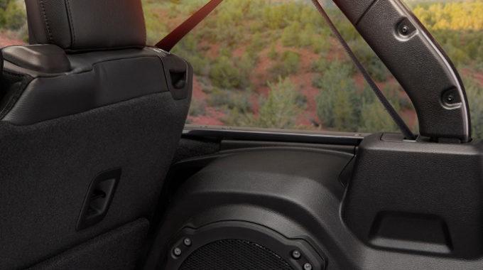 Jeep Wrangler Sahara. Foto: spothits/Jeep