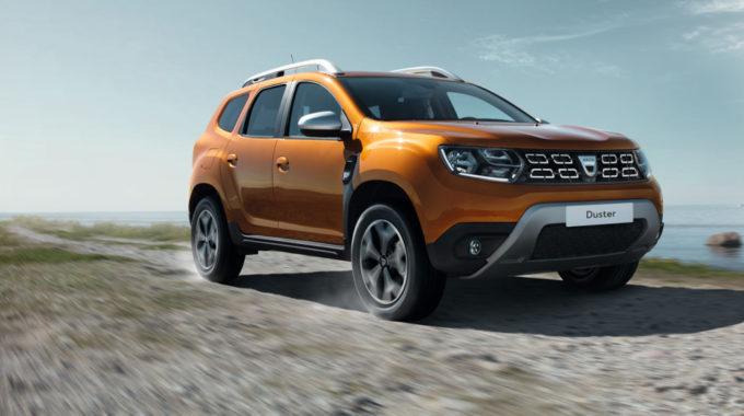 Dacia Duster rollt ab 11.290 Euro zum Händler. Foto: spothits/Dacia