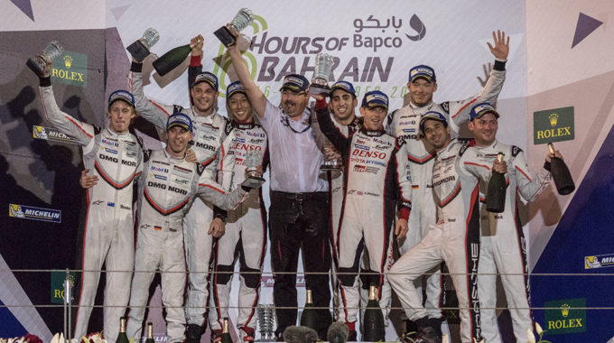 2017 FIA World Endurance Championship season: 6 Hours of Bahrain