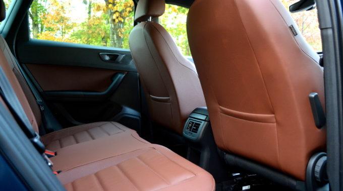 Test Seat Ateca Xcellence 2.0 TDI 4Drive. Foto: spothits