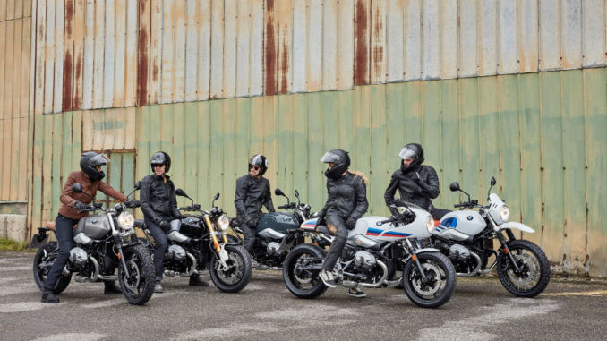 BMW R Nine T Heritage. Foto: spothits/BMW Motorrad