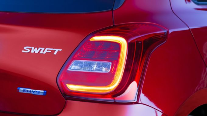 Suzuki Swift inklusive ein Jahr Versicherung. Foto: spothits/Suzuki