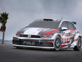VW Polo GTI R5. Foto: spothits/VW
