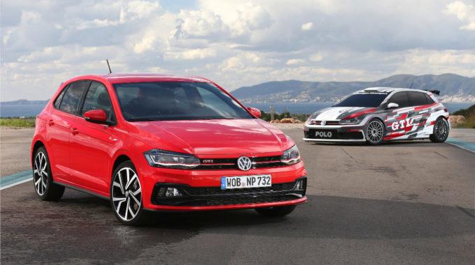 VW Polo GTI und VW Polo GTI R5. Foto: spothits/VW