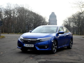 Test Honda Civic Limousine Executive: Elegantes Sport-Coupé. Foto: spothits