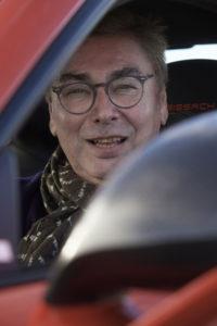 Verband der Motorjournalisten verleiht Johny-Rozendaal-Uhr an Georg Kacher. Foto:spothits/Steffen Jahn