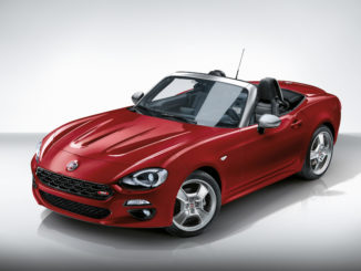 Fiat 124 Spider als Sondermodell Europa Limited Edition. Foto: spothits/Fiat