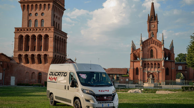 CMT 2018: Fiat Ducato 4×4 Expedition. Foto: spothits/Fiat